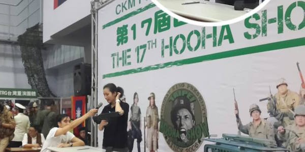 MODIFY M4 XTC at HOOHA Show 2015
