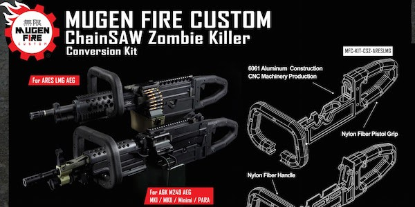 """kit """"motosierra"""" para M249/LMG Mugen-fire-chainsaw_87d88090b73b8174da3419bca03cdafe"""