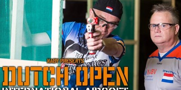 Dutch Open 2015 Airsoft Practical Shooting