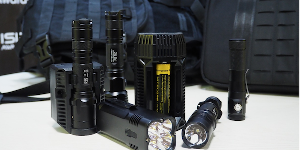 NITECORE flashlights SHOT Show 2018