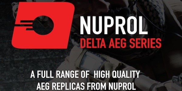 NUPROL Airsoft to shake up the AEG market!