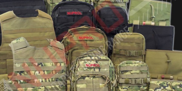 NUPROL PMC Airsoft Tactical Gear
