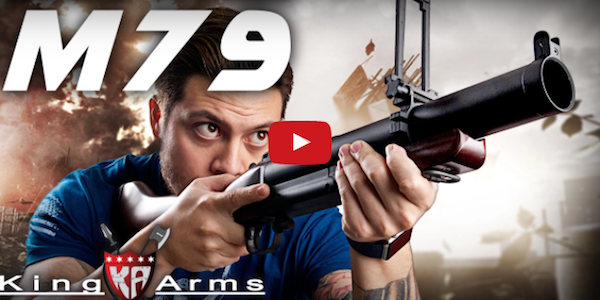 RWTV: The King Arms M79