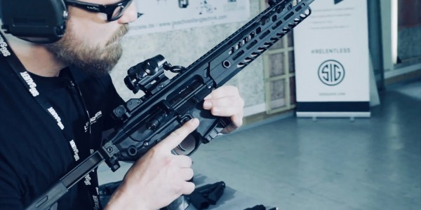 New SIG SAUER ProForce MCX Virtus Airsoft AEG