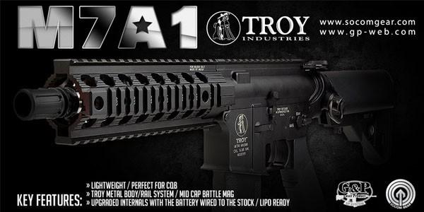 Socom Gear Troy M7A1