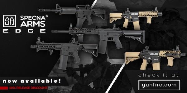 Specna Arms EDGE replicas for sale at Gunfire