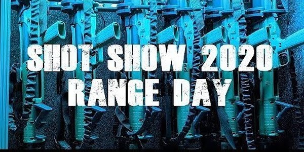 Shot Show 2020 Range Day Video