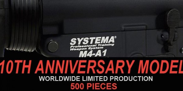 SYSTEMA 10 years special edition