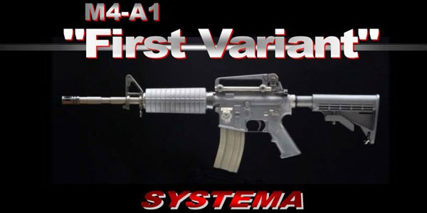 SYSTEMA PTW M4A1