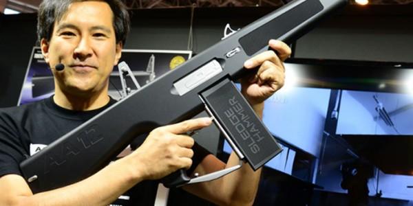 Tokyo Marui to unveil their new AA-12 AEG!