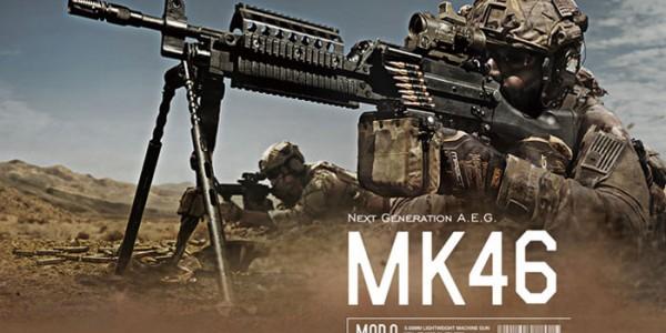 Tokyo Marui's MK46 Mod0 NGRS