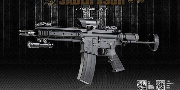 Pre-order your VFC VR16 Saber VSBR GBB