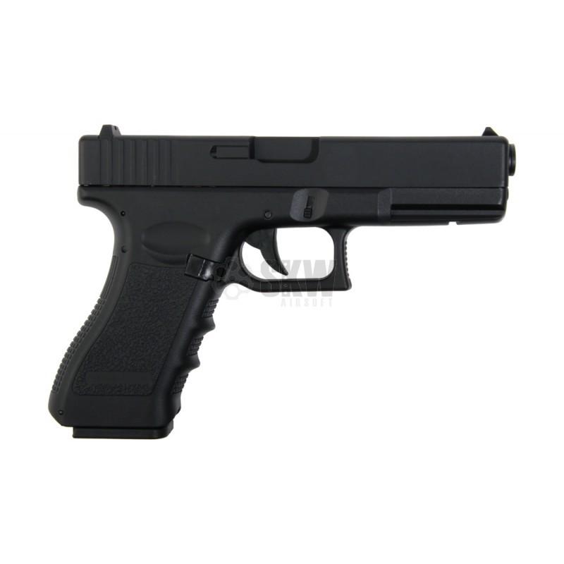Review: Delta Tactics Yakuza Glock 18C AEP - NLAIRSOFT COM
