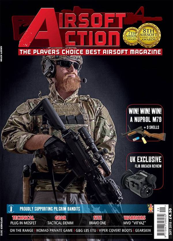 airsoft action mag issue sept 2018