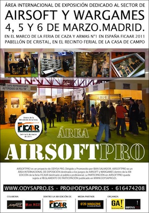 AIRSOFT PRO 2011