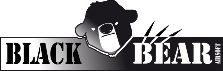 Black Bear Airsoft Logo