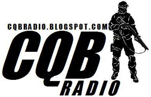 CQB Airsoft Radio logo