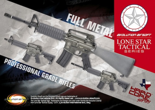 Evolution Airsoft Lone Star Tactical