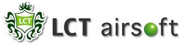 LCT Airsoft logo