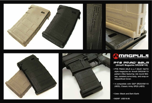 MAGPULL PMAGS