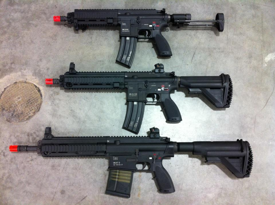 New VFC H&K items at SHOT Show 2012