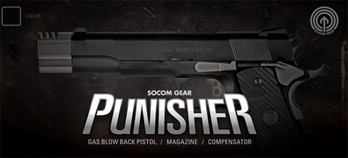 SOCOMGEAR Punisher