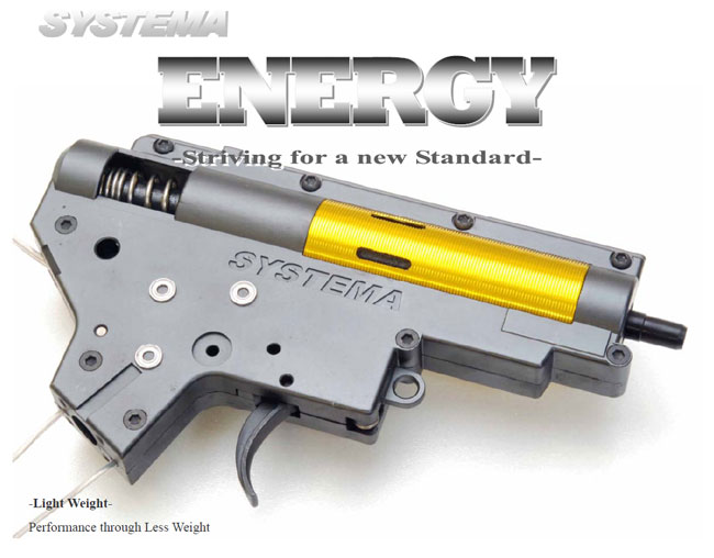 Systema Energy Gearbox