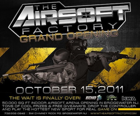 The Airsoft Factory