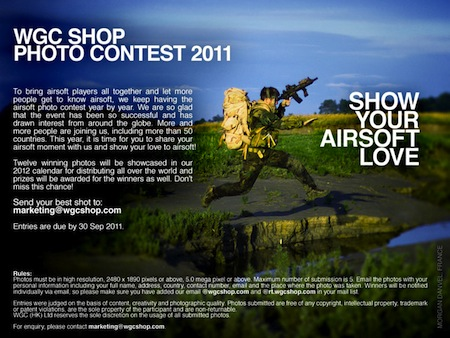 WGC Photo Contest 2011